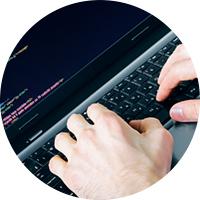 SpectralDev (Landing Page)