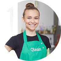 Qlean (Landing Page)
