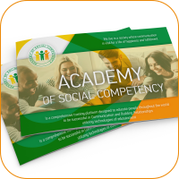 """Презентация для """"Academy of social competency"""""""