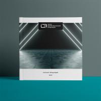 Дизайн и верстка каталога осветительной продукции