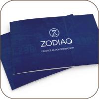 """Презентация для компании криптовалюты """"Zodiaq"""""""