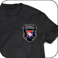 футболка охранного агенства