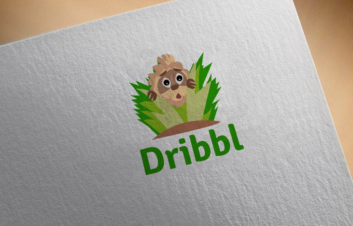 Разработка логотипа для сайта Dribbl.ru фото f_3695a9bf6de9ec5b.jpg