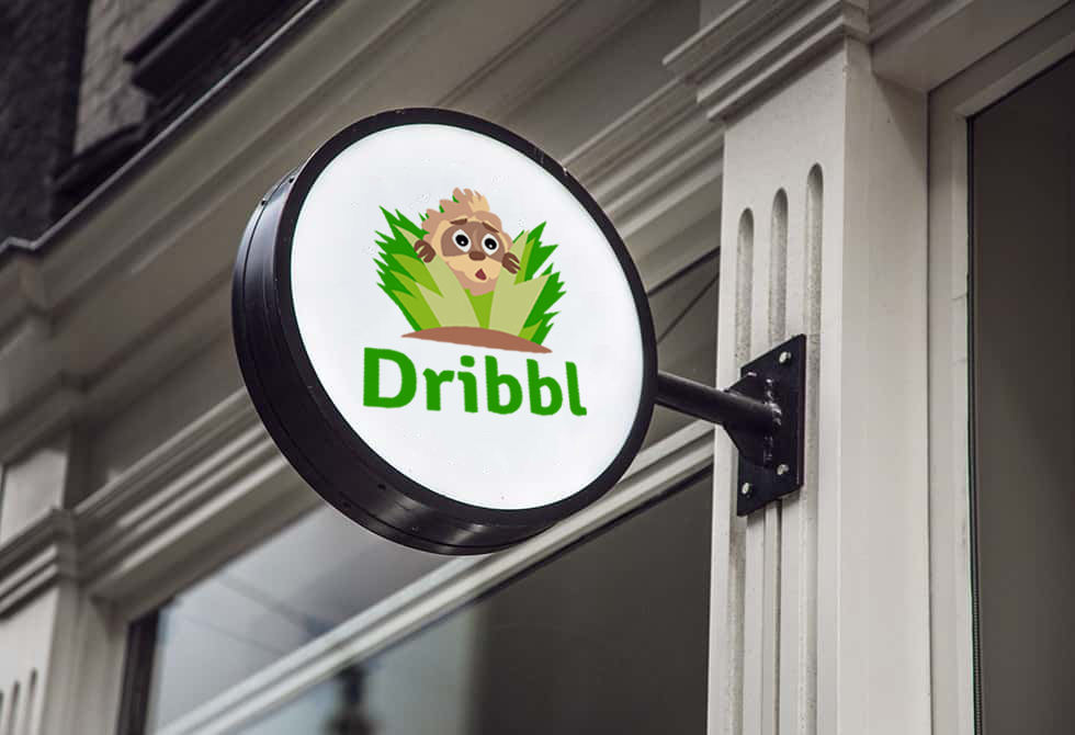 Разработка логотипа для сайта Dribbl.ru фото f_5775a9bf6e99fabd.jpg