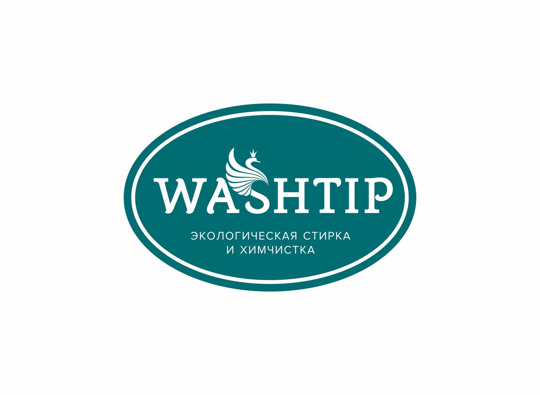 Разработка логотипа для онлайн-сервиса химчистки фото f_0125c0504648095f.png