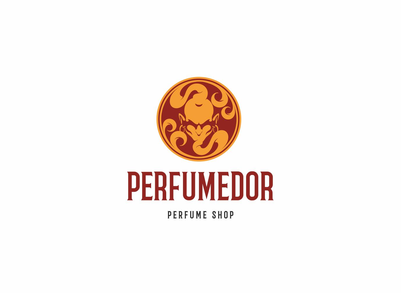 Логотип для интернет-магазина парфюмерии фото f_0925b464067e6f85.png