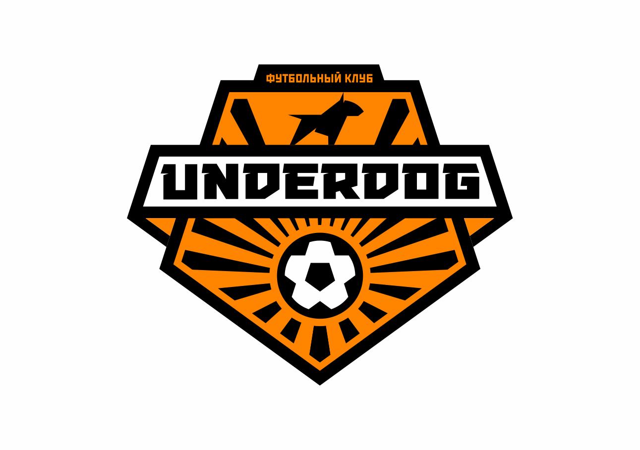 Футбольный клуб UNDERDOG - разработать фирстиль и бренд-бук фото f_1095cb4313a75705.png