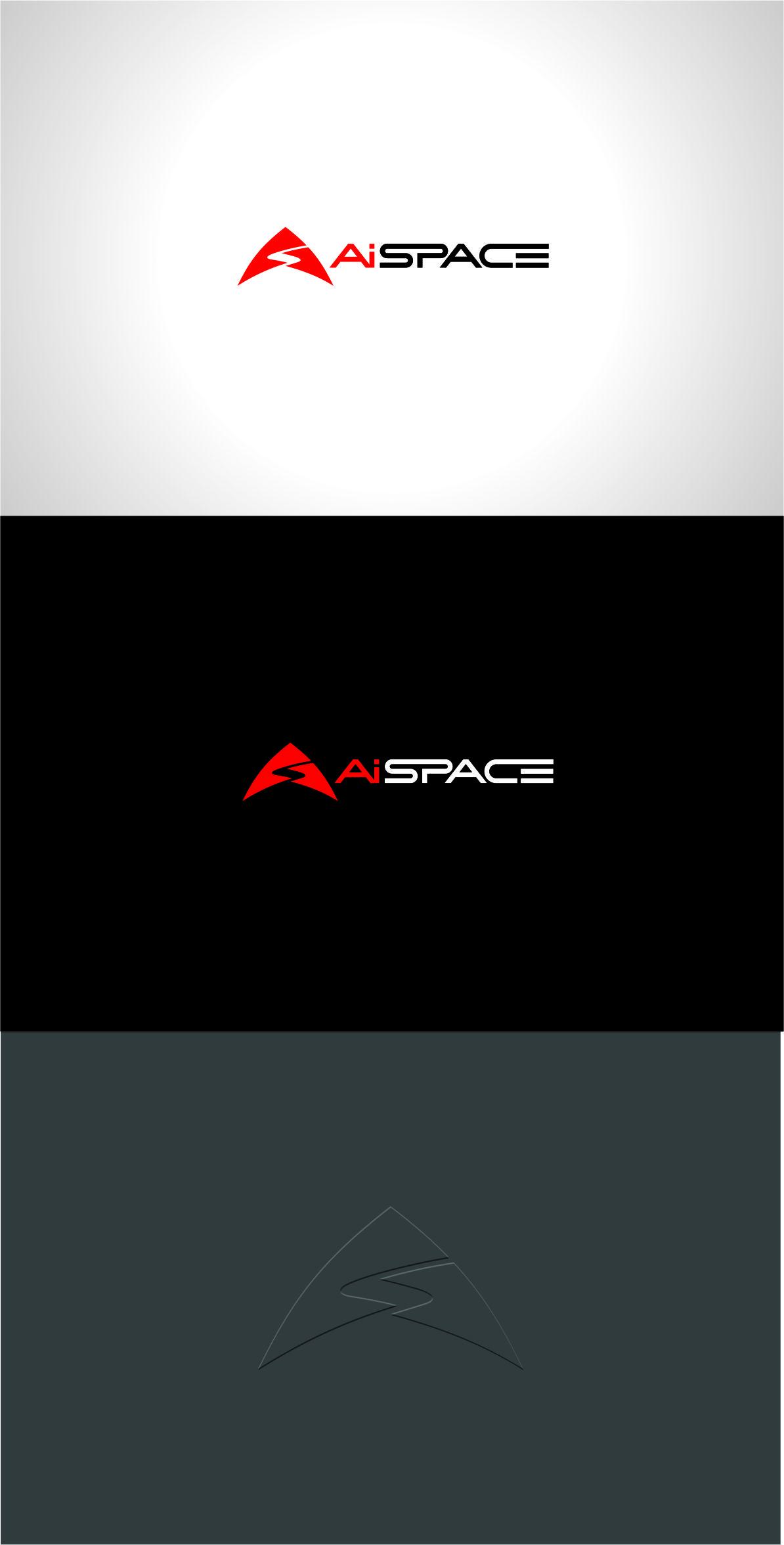 Разработать логотип и фирменный стиль для компании AiSpace фото f_12751ac6819a0a49.jpg