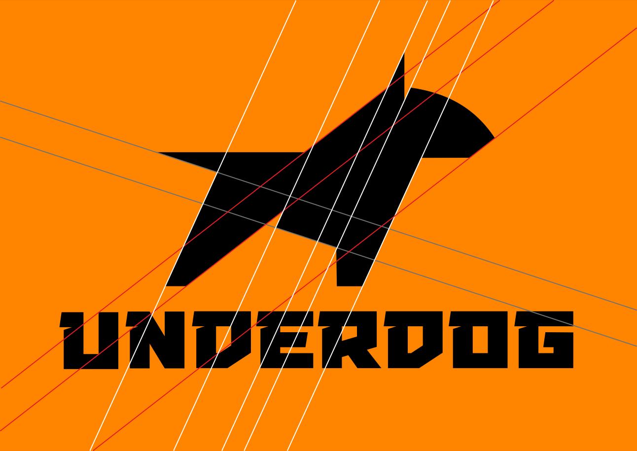 Футбольный клуб UNDERDOG - разработать фирстиль и бренд-бук фото f_4105cb296cd3156d.png