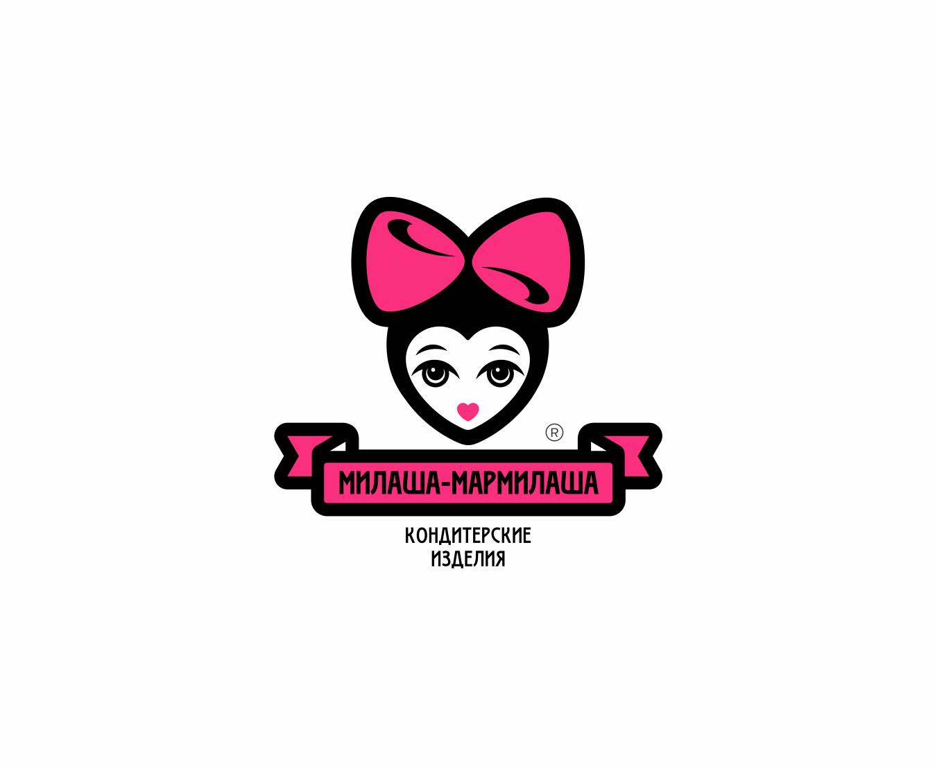 """Логотип для товарного знака """"Милаша-Мармилаша"""" фото f_4155875b93e9a0d0.png"""