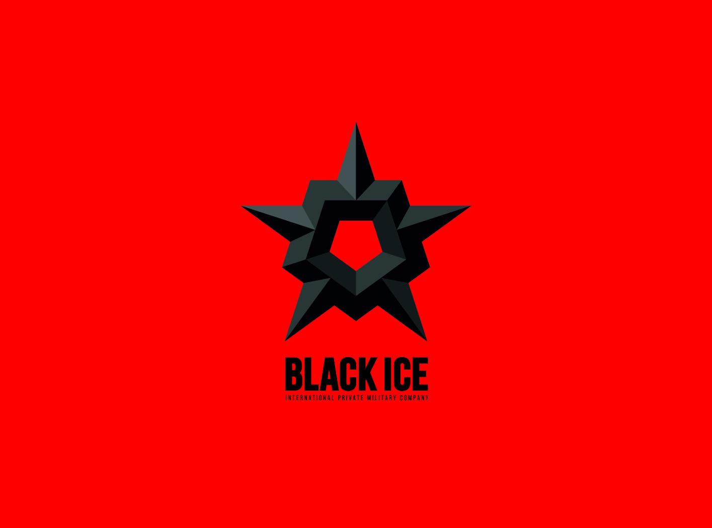 "Логотип + Фирменный стиль для компании ""BLACK ICE"" фото f_44256de7d559be75.jpg"