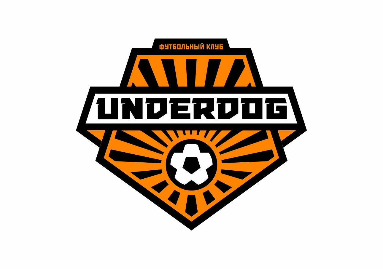 Футбольный клуб UNDERDOG - разработать фирстиль и бренд-бук фото f_4675cb432447d506.png