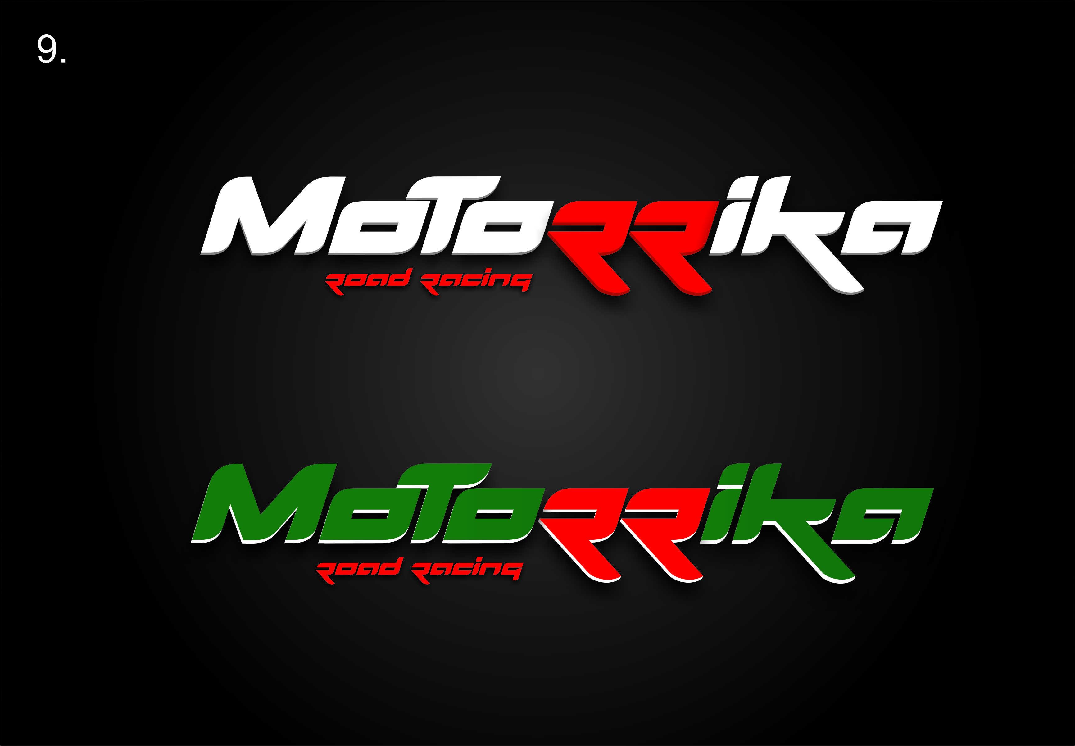 Мотогонки. Логотип, фирменный стиль. фото f_4dc182314deac.jpg