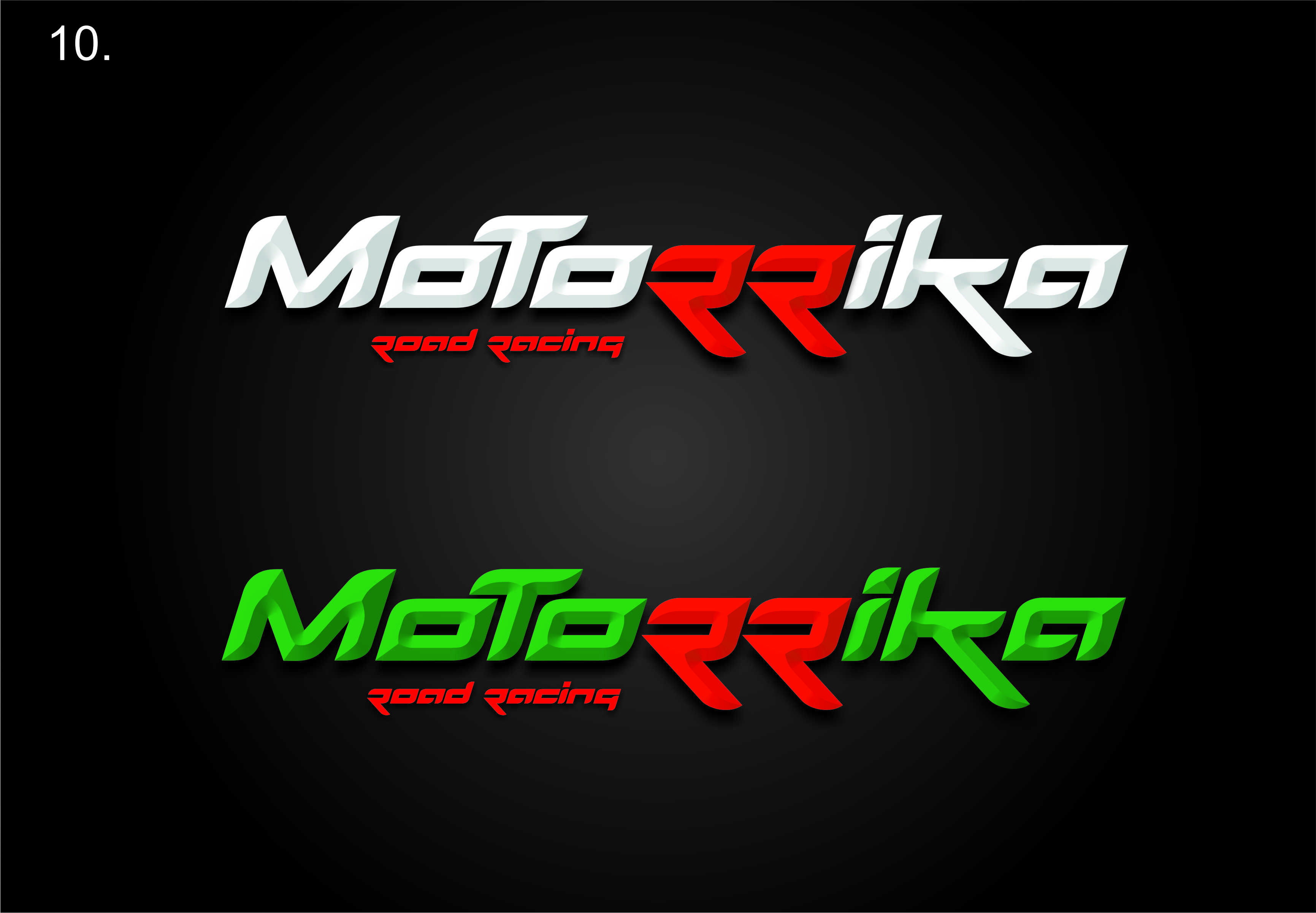 Мотогонки. Логотип, фирменный стиль. фото f_4dc1824390bcb.jpg