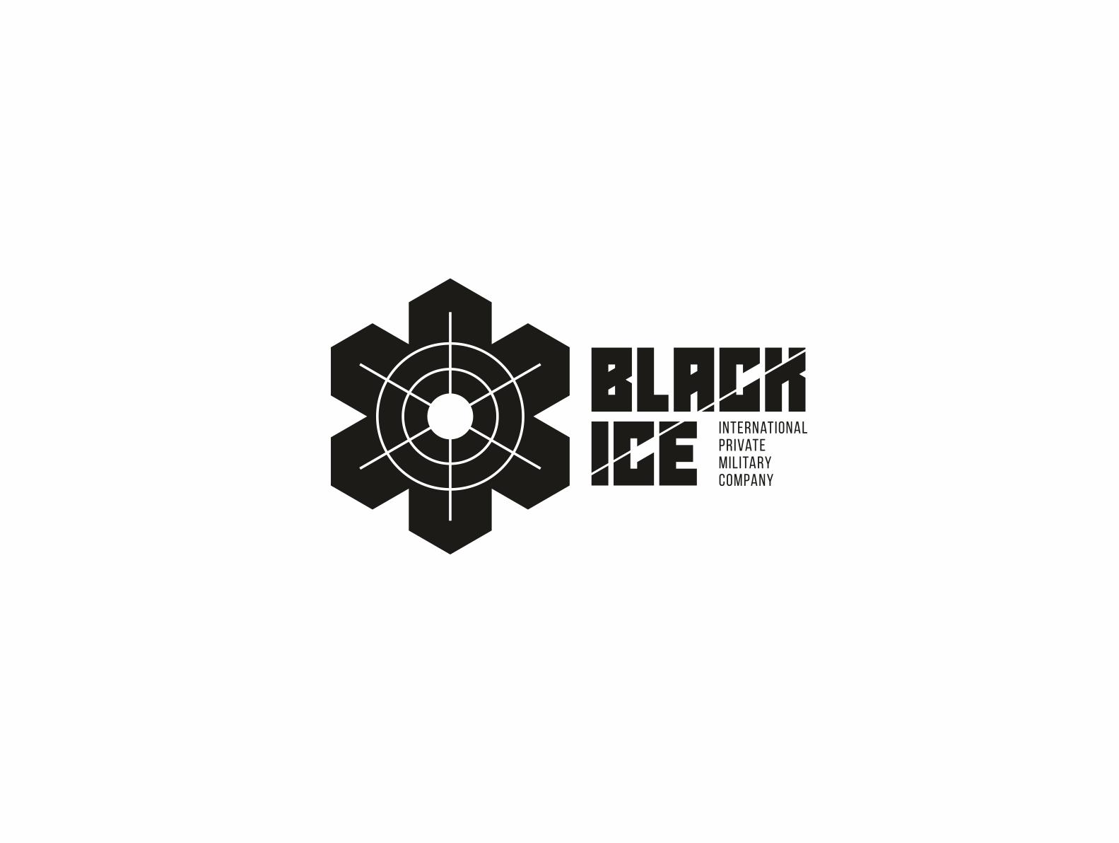 """Логотип + Фирменный стиль для компании """"BLACK ICE"""" фото f_663571337b7e08b1.png"""