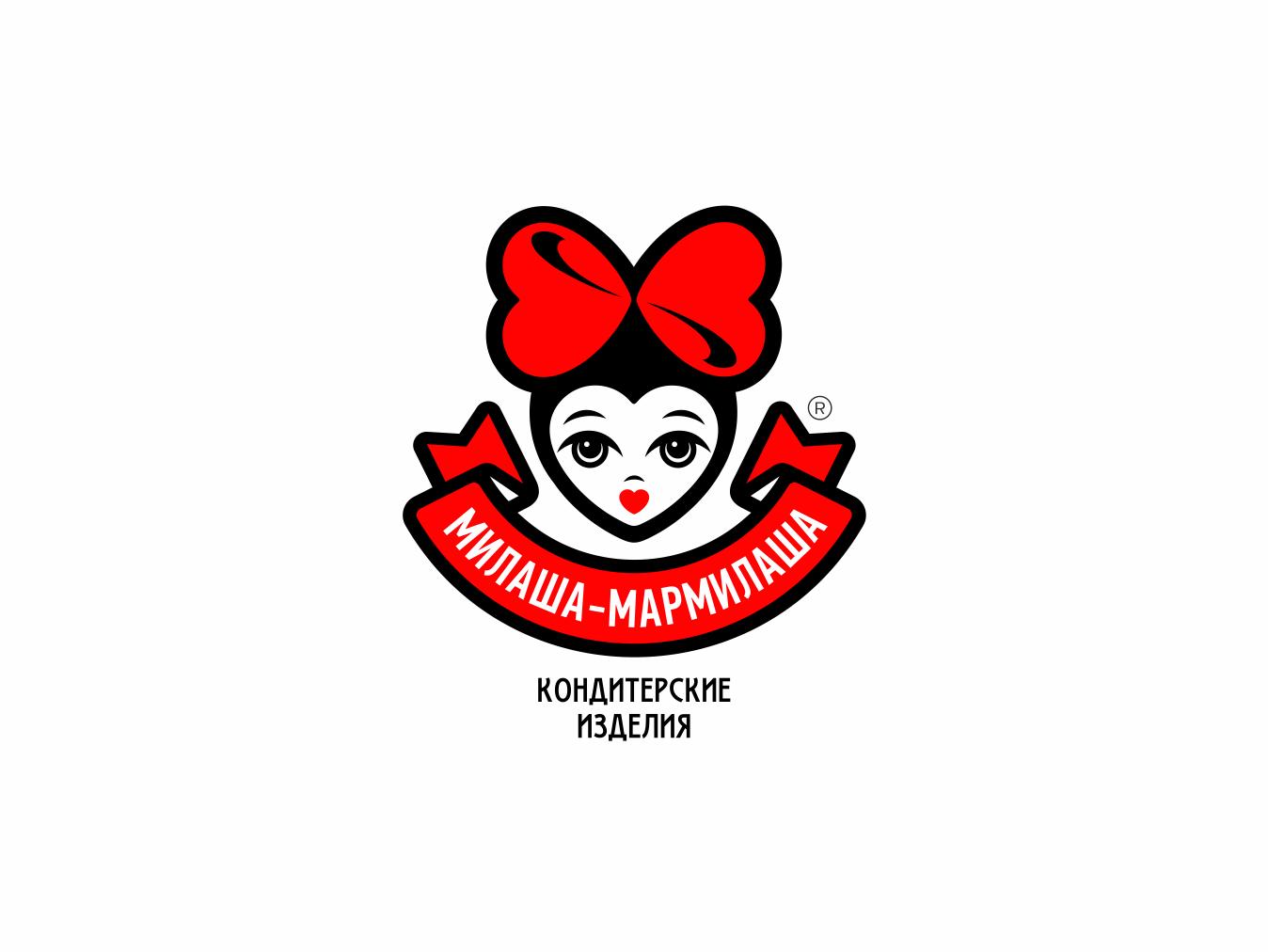 """Логотип для товарного знака """"Милаша-Мармилаша"""" фото f_6635877894788fbe.png"""