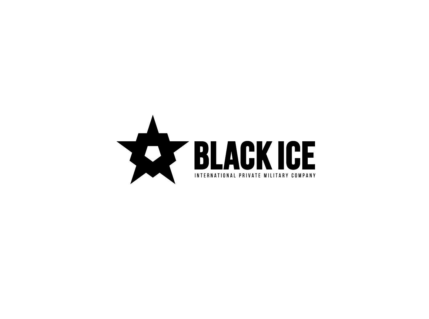 "Логотип + Фирменный стиль для компании ""BLACK ICE"" фото f_66856de7d4c7e7f1.jpg"