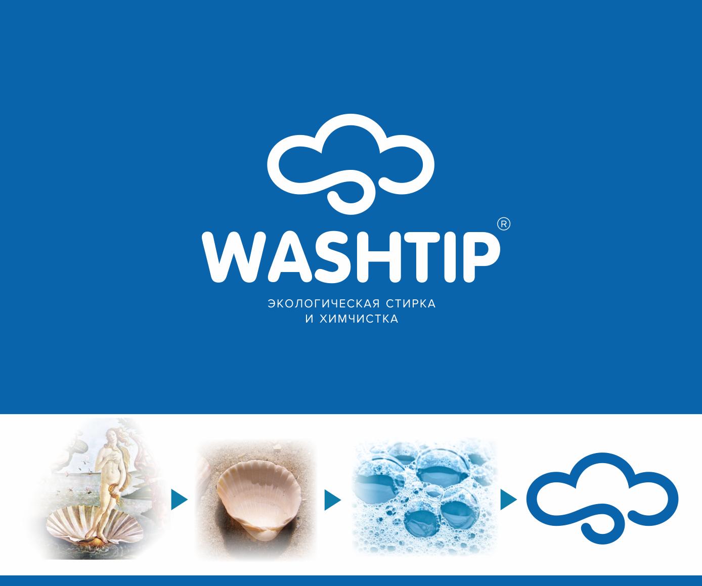 Разработка логотипа для онлайн-сервиса химчистки фото f_8855c0b8fe864e7a.png