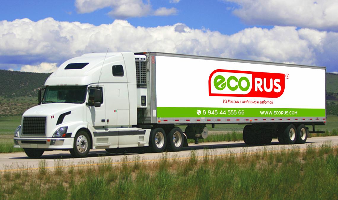 Логотип для поставщика продуктов питания из России в Китай фото f_9695eacdccfceeda.png