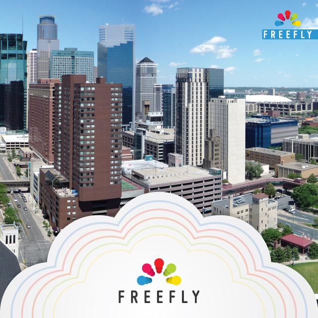 Логотип для общественного интернет-телевидения FreeFly фото f_4fa166e8baa13.jpg