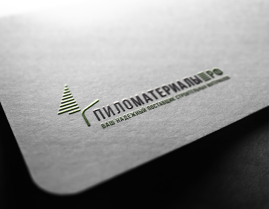 """Создание логотипа и фирменного стиля """"Пиломатериалы.РФ"""" фото f_693530cc879064d4.jpg"""