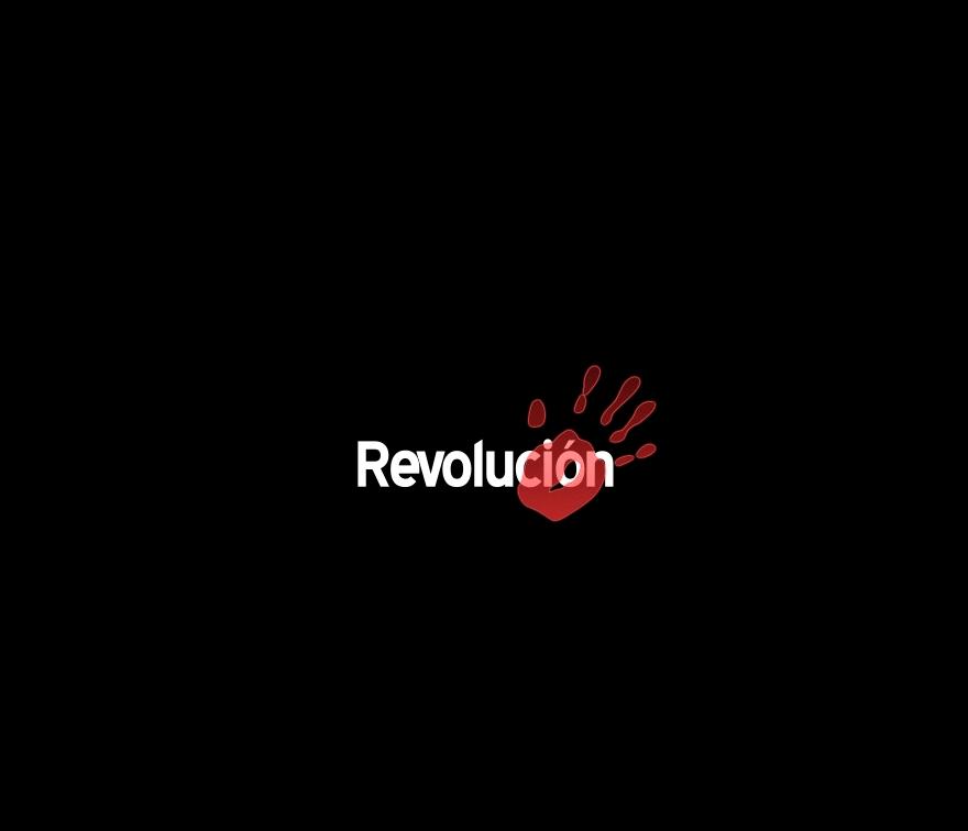 Разработка логотипа и фир. стиля агенству Revolución фото f_4fbe1bad6726b.jpg