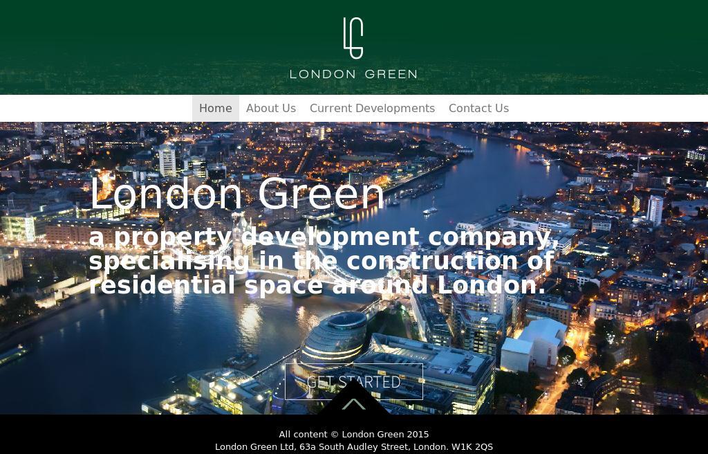 Сайт архитекторов