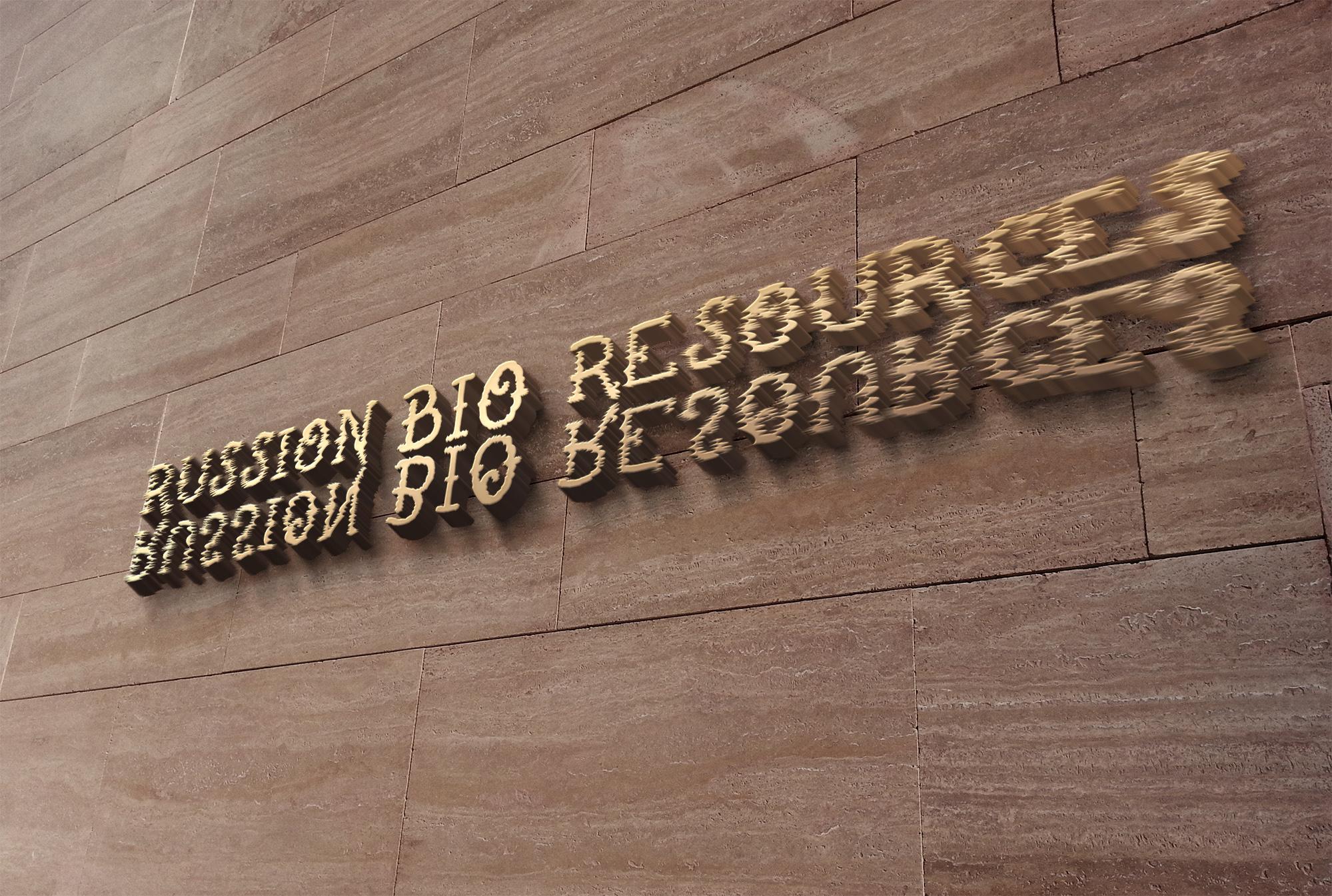 Разработка логотипа для компании «Русские Био Ресурсы» фото f_47158fb38cfbed53.jpg