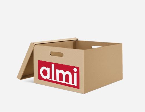 Дизайн логотипа обувной марки Алми фото f_25759e99364f1831.png