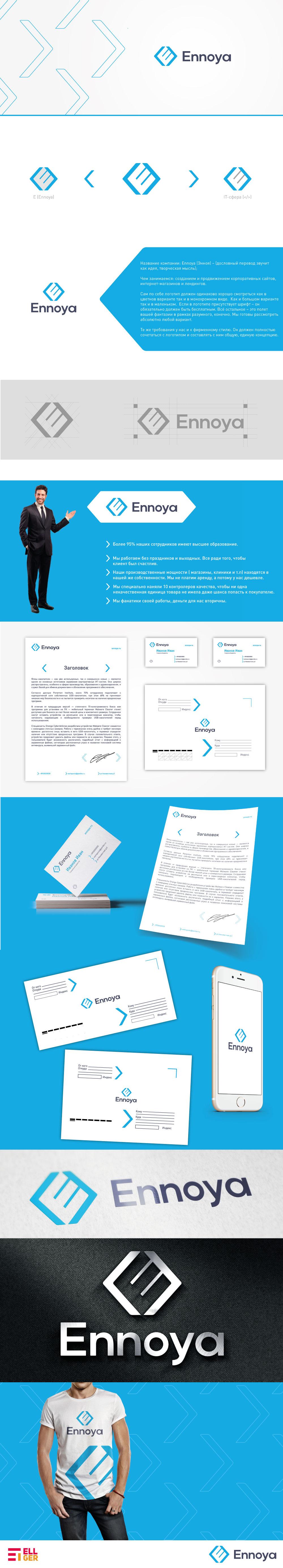 Логотип + фирменный стиль для продуктовой IT компании фото f_5805ad46e1e987a6.jpg