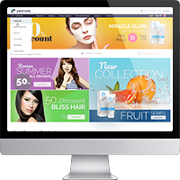 Интернет Магазин: Косметика 2WStore