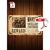 PDF Презентация - ADPop - Wanted Excellent Partners