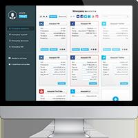Админка: Интерфейс Администратора новостного сайта