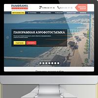 Landing Page: Панорамная Аэрофотосъемка в Краснодаре