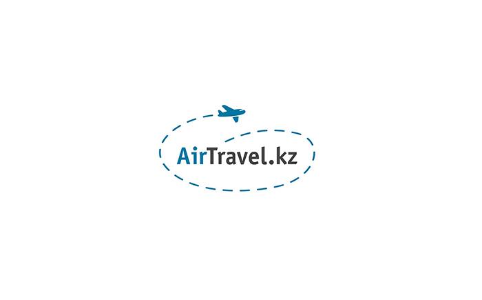 """Логотип """"AirTravel"""""""