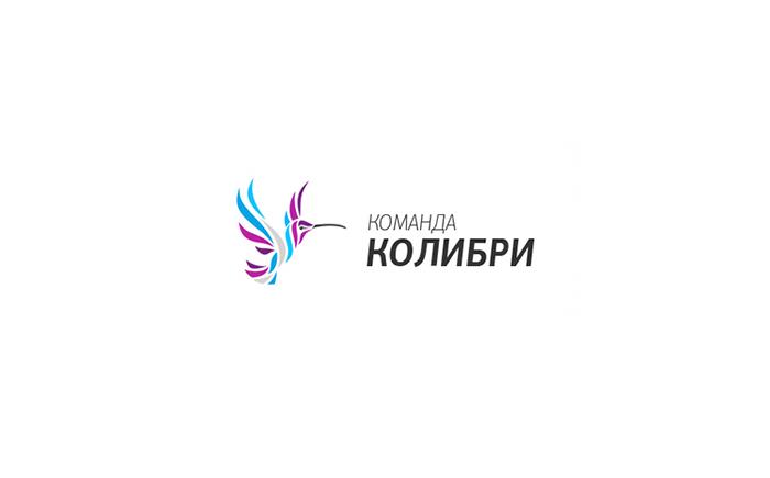 "Логотип для команды ""Колибри"""
