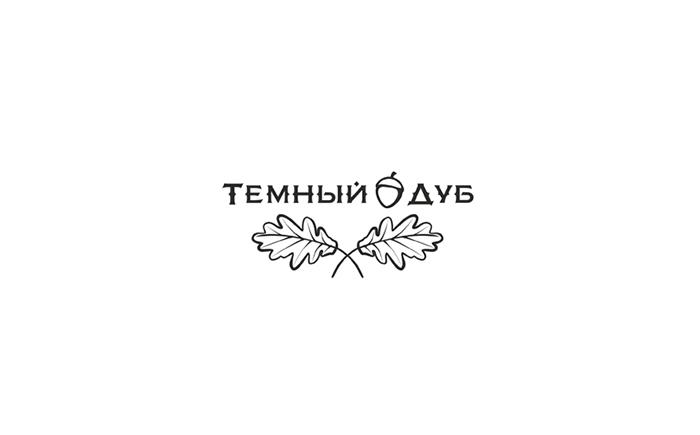 """Логотип для компании """"Темный дуб"""""""