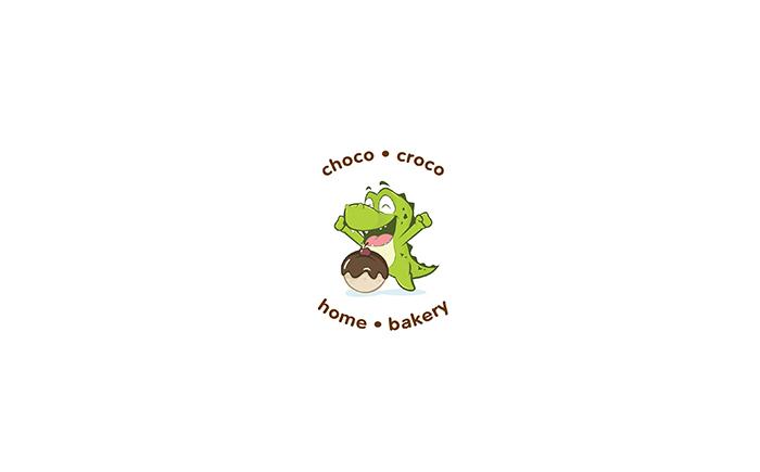 """Логотип """"Choco Croco"""""""