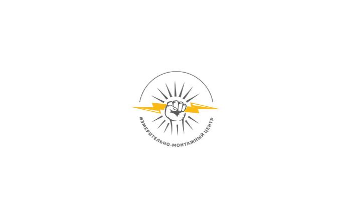 """Логотип """"Измерительно монтажный центр"""""""