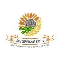 "Логотип ""Советская крупа"""