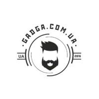 """Логотип """"Gadga"""" сеть парикмахерских"""