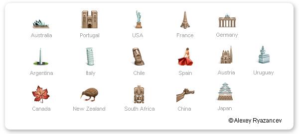 Иконки страны для eurowine.ru