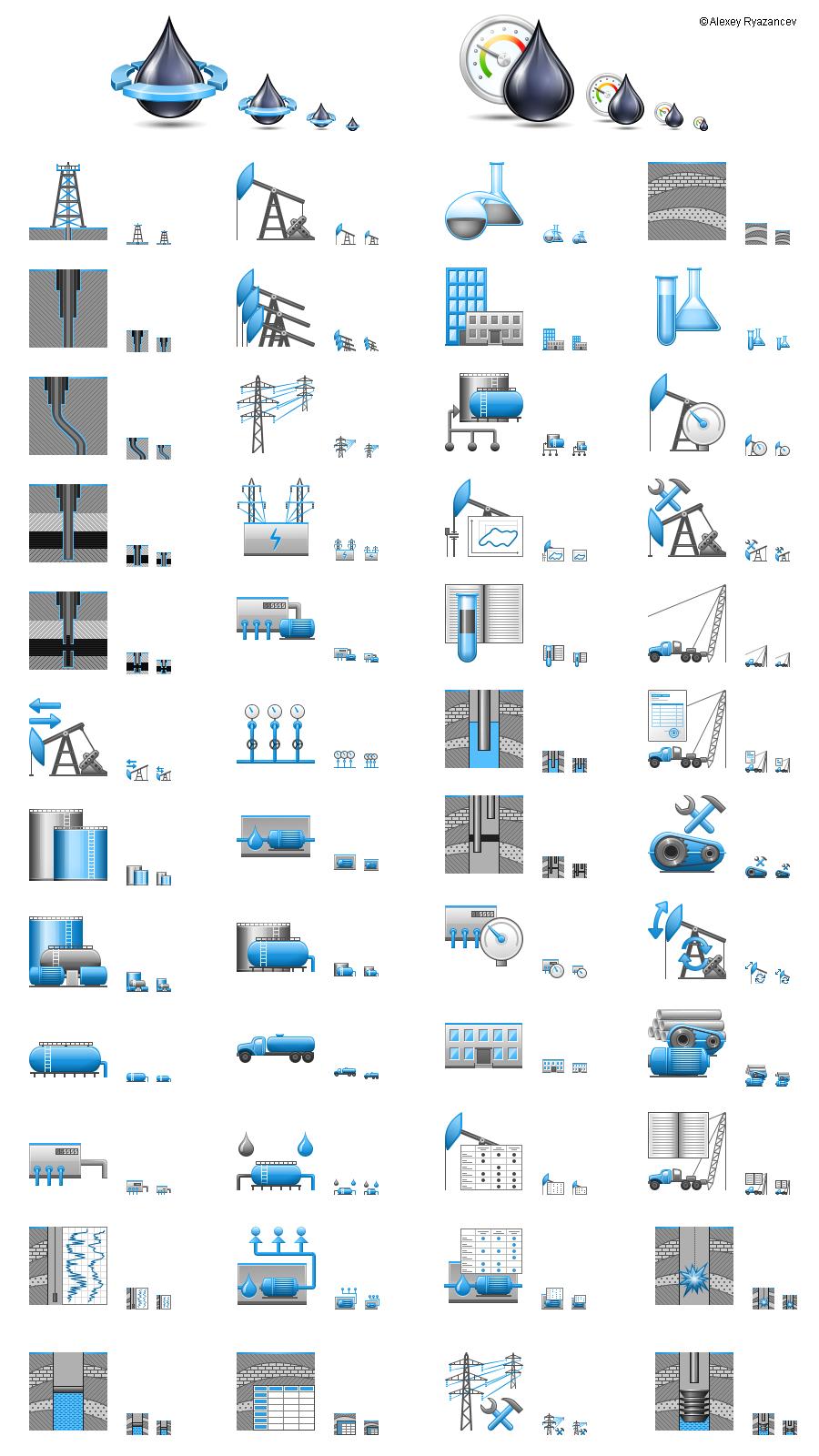 Иконки для программы КРОН