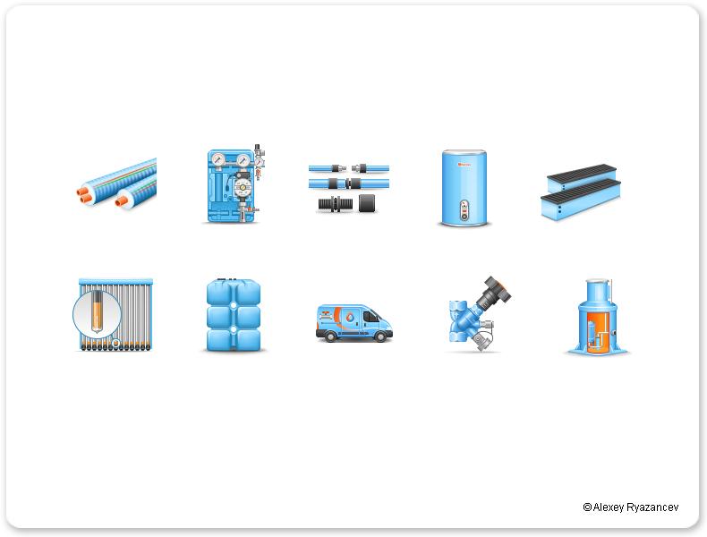 Иконки для comtermo.ru 2