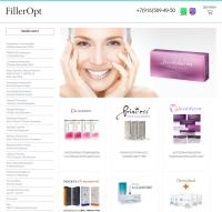 Интернет-магазин косметических препаратов
