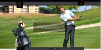 Сайт гольф-курорта