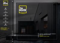 Сайт-визитка для архитектурной компании