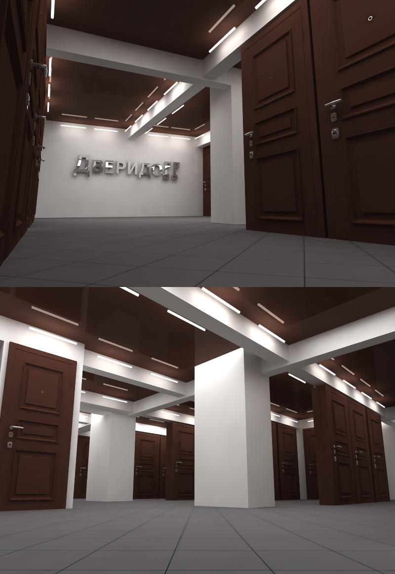 Дверидов, салон