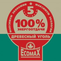 Разработка упаковки и этикетки Ekomax