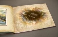 Разворот альбома «Жизнь моск. прудов»
